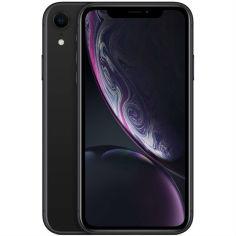 Акция на Смартфон APPLE iPhone XR 128GB Black (MH7L3) (без адаптера) от Foxtrot
