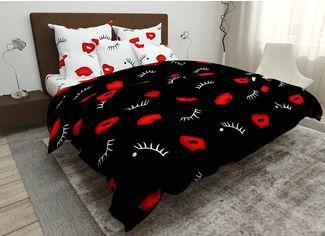 Акция на Комплект постельного белья MirSon Бязь Premium 17-0282 Havana 200х220 см (2200002312349) от Rozetka
