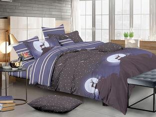 Акция на Комплект постельного белья MirSon Сатин 22-1198 New Year 175х210 см (2200002308120) от Rozetka