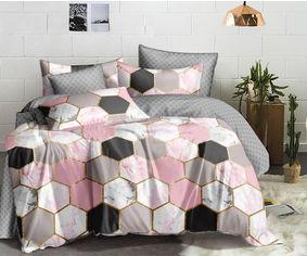 Акция на Комплект постельного белья MirSon Сатин Premium 22-1202 Larch 220х240 см (2200002333221) от Rozetka
