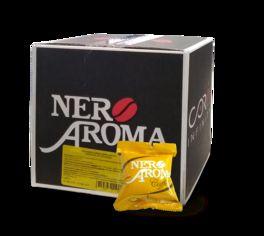 Акция на Кофе в капсулах Nero Aroma Gold 7 г х 50 шт (8019650000898) от Rozetka