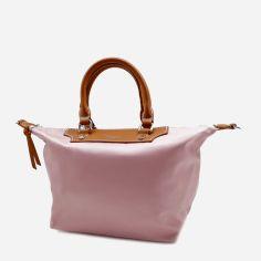 Акция на Женская сумка David Jones 7772317 Розовая (1000007772317) от Rozetka