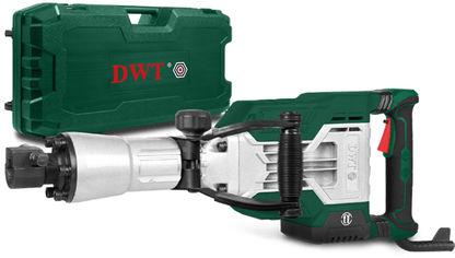 Акция на Отбойный молоток DWT AH15-30 B BMC от Rozetka