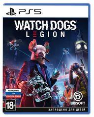 Акция на Игра Watch Dogs Legion (PS5, Русская версия) от MOYO