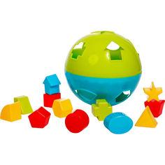 Акция на Развивающая игрушка BeBeLino Мяч-сортер (57117) от Allo UA