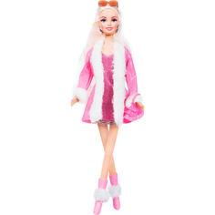 Акция на Кукла Ася Стиль большого города 28 см блондинка с розовой сумочкой (35124) от Allo UA
