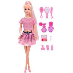 Акция на Кукла Ася Студия красоты 28 см блондинка в розовой блузке и юбке (35122) от Allo UA
