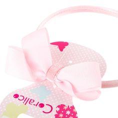 Акция на Обруч для волос Coralico Pink sugar 229107 ТМ: Coralico от Antoshka