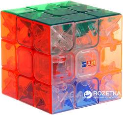 Акция на Кубик Рубика Smart Cube 3х3 Фирменный Прозрачный без наклеек (SC304) от Rozetka