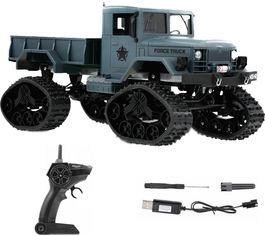 Акция на Грузовик на радиоуправлении FAYEE Force Truck Military Haki (4820177260313) от Rozetka