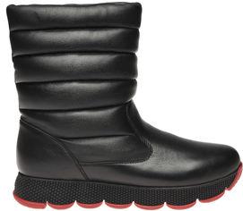Акция на Дутики Prime Shoes 27-408-90160 37 Черные от Rozetka