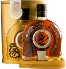 Акция на Ром Ron Barcelo Imperial Premium Blend выдержки 0.7 л 43% (2900000001794_7461323129206) от Rozetka