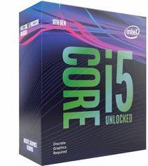 Акция на Intel Core i5-9600KF (BX80684I59600KF) от Stylus