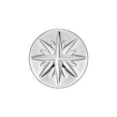 Акция на Запонки из серебра 000146408 от Zlato