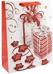 Акция на Набор пакетов подарочных Angel Gifts 310x400x120 мм 4 дизайна 12 шт (Я44992_AG91320(30)_12) от Rozetka