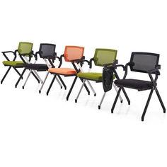 Акция на Офисный стул OFC T01W - Green от Allo UA