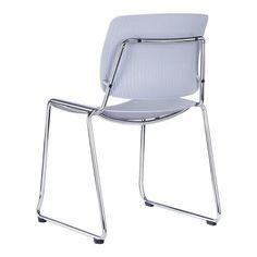 Акция на Офисный стул OFC 566-3 - Grey от Allo UA