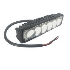 Акция на LED фара с линзами! Светодиодные линзы 6 шт.. JR-6D-G06-18W S. Пр-во Корея LED-205-10 от Allo UA