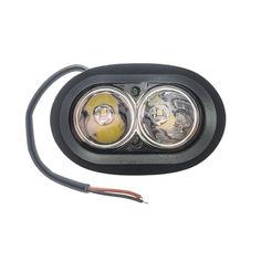 Акция на Мощная светодиодная фара 20 Ватт на 2 диода. LED фара JR-54 - 20W. Пр-во Корея LED-205-25 от Allo UA