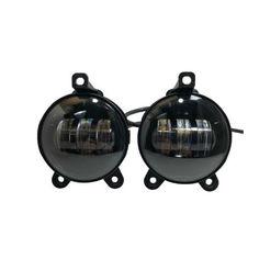 Акция на ПРИОРА Противотуманные LED фары с 3 линзами и свето-теневой границей. Ваз оригинал. от Allo UA