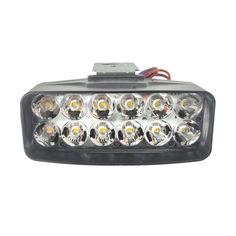 Акция на LED фара на 12 диодов! Светодиодная фара на авто и мото технику. L-22. Пр-Корея. от Allo UA
