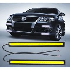 Акция на LED дневные ходовые огни, светодиодные ДХО на бампер. от Allo UA