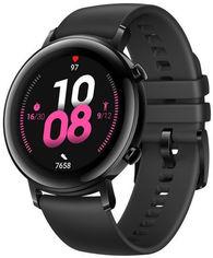 Акция на Huawei Watch Gt 2 42mm Sport Matte Black (55025064) от Y.UA