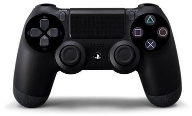 Акция на Sony DualShock 4 Black (Version 2) от Y.UA
