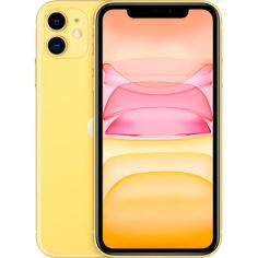 Акция на Смартфон APPLE iPhone 11 128GB Yellow (MHDL3) (без адаптера) от Foxtrot