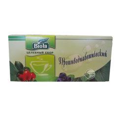 Акция на Чай Противодиабетический Биола 50 гр от Medmagazin