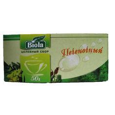 Акция на Чай печеночный Биола 50 гр от Medmagazin