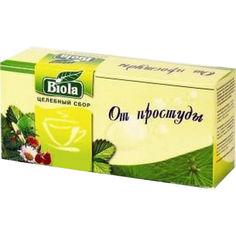 Акция на Чай От простуды Биола 50гр от Medmagazin