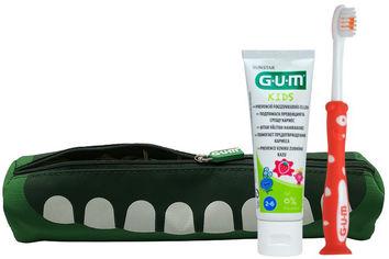 Акция на Набор Gum Kids Красный (70942303170_red) от Rozetka
