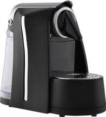 Акция на Капсульная кофеварка CINO Zoe с системой Nespresso черная от Rozetka