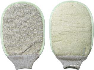 Акция на Банная массажная перчатка Titania 7712 (7712) от Rozetka