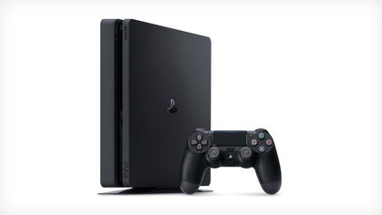 Акция на Sony Playstation 4 Slim 500GB от Y.UA