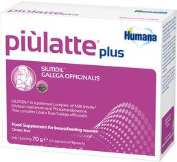Акция на Диетическая добавка Humana Piũlatte Plus 70 г (8031575295036) от Rozetka