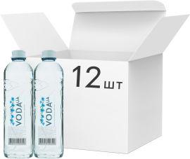 Акция на Упаковка воды питьевой негазированной VodaUA Карпатская высокогорная родниковая 0.4 л х 12 бутылок (480227100309) от Rozetka