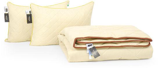 Акция на Набор антиаллергенный MirSon 3M Thinsulatе Зима Carmela №3051 одеяло 172х205 + 2 подушки 50x70 мягкие (2200002259705) от Rozetka