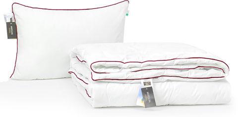 Акция на Набор антиаллергенный MirSon 3M Thinsulatе Деми Deluxe Hand Made №3018 одеяло 140х205 + подушка 50x70 мягкая (2200002255004) от Rozetka