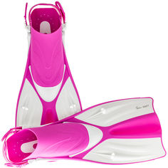 Акция на Ласты Marlin SWIFT S/M Pink (014171) от Rozetka