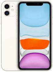 Акция на Мобильный телефон Apple iPhone 11 64GB White Slim Box (MHDC3) Официальная гарантия от Rozetka
