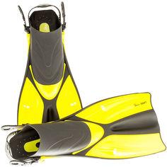 Акция на Ласты Marlin SWIFT L/XL Yellow (014167) от Rozetka