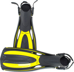 Акция на Ласты Marlin Cayman 42-43 Yellow (11544) от Rozetka