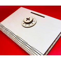Акция на Купюрница-шкатулка HOT-KITCHEN Код Деревянная с выжиганием (шк17) от Allo UA