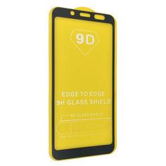 Акция на Защитное стекло DK Full Glue 9D для Samsung Galaxy A6 (A600) (010863) (black) от Allo UA