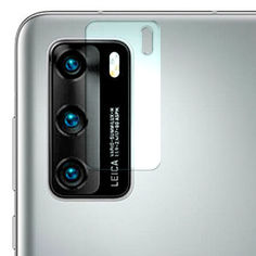 Акция на Защитное стекло на камеру Flex Clear Glass для Huawei P40 (clear) от Allo UA