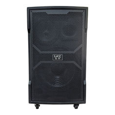 Акция на Активная акустическая система LAV M-6012 700W  + 2 микрофона от Allo UA