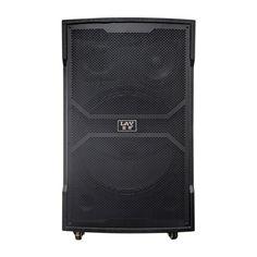 Акция на Активная акустическая система LAV M-6015 1000W с микрофоном от Allo UA