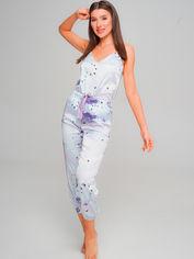 Акция на Пижама Victoria's Secret 28355 S Голубая (H2500000014376) от Rozetka